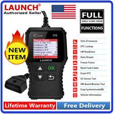 US LAUNCH CR319 OBD2 Engine Universal Car Code Reader Scanner Diagnostic Tool