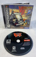 Vigilante 8: 2nd Offense (Sony Playstation 1, 1999) PS1 CIB Complete Tested