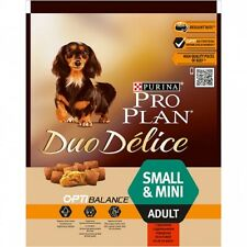 Food PURINA Pro Plan Small Duo Delice Ox For Dogs Adults Race Small