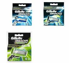 Gillette Mach 3 Turbo Sensitive  freie Auswahl an Klingen Neu