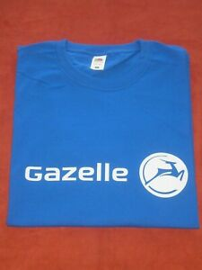 Gazelle T Shirt Vintage Cycling Top hoodie bike Retro jersey Eroica Printed
