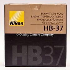 Nikon HB-37 Lens Hood - AF-S Zoom-Nikkor 55-200mm f/4-5.6G ED-IF DX VR - NOS