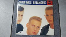 Bros - When will I be famous 12'' Disco Vinyl US ONLY REMIXES