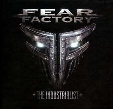 Fear Factory - The Industrialist [Deluxe Edition] (CD, Jun-2012, Candlelight NEW