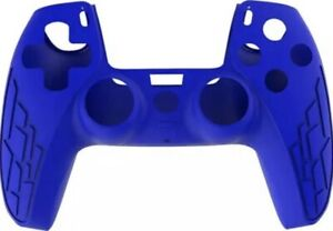 Blue PS5 Controller Silicone Rubber Case Cover Protective Skin For PlayStation 5