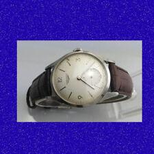 Vintage & Retro Steel Gents Longines Vintage 17 Jewel  Wrist Watch 1959