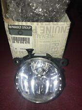 New Genuine Valeo Renault  Dacia  Front Fog Lamp Spot Light 261500097R