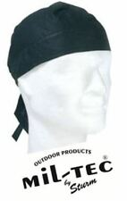 Kopftuch Headwrap Bandana Mütze Tuch (schwarz)