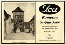 ICA Dresden dell'Europa grösstes & anzianità fabbrica per Camera-U. Cinema-costruzione di 1913