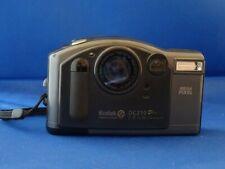 Kodak Digital Science DC210 Plus Zoom Point & Shoot Camera Ektanar Lens Tested
