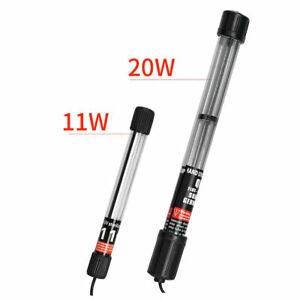 Portable LED Disinfection Lamp Tube Handheld UVC Sterilizer Lights 11W 20w