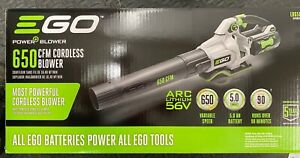 EGO Power+ LB6500 650 CFM 56 Volt Blower - Tool Only