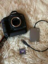 Canon EOS-1DX Mark II DSLR Used Camera w/ Accessories