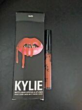 NEW Kylie Jenner Lip Kit Matte Liquid Lipstick & Lip Liner HAZEL USA Boxed