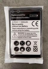 New Replacement Battery For HTC A7272 Desire Z BB96100 1300mAh