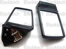 Pair (LHS/RHS) Door Mirror for 1981-1988 Mitsubishi Lancer Colt