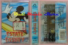 MC ESTATE DISNEY compilation 1998 italy WALT DISNEY SIGILLATA cd lp dvd vhs