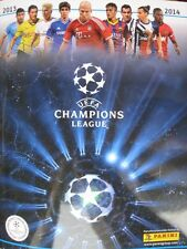 PANINI  UEFA Champion Leagues 2013 / 2014  BOX  50 Stickers Packs + Album