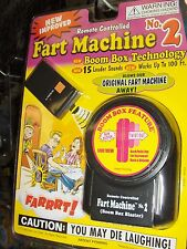 Jokes Pranks Novelty New Fart Machine Remote Control