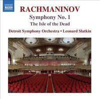 Rachmaninov: Symphony No. 1, 'Isle of the Dead', New Music