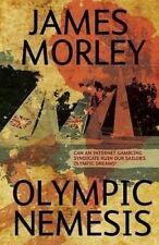 Olympic Nemesis -Paperback