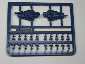 Warhammer 40K Epic Eldar sprue - plastic