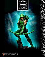 Knight Models BNIB DC Comics - GREEN ARROW BMG K35DC001