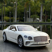 1:24 Scale Bentley Continental GT Diecast Model Car Alloy Toy Collection So & Li