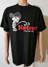 Dirty Ghetto Kids Haters T Shirt Short Sleeve Size Large