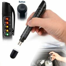 Brake Fluid Tester Auto Oil Moisture Liquid Tool Vehicle Car Test Indicator Pen