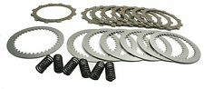 Kawasaki KX 250, 1991, Clutch Kit - KX250 - Friction, Steel Plates & Springs