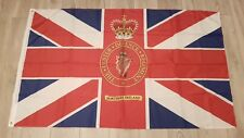 Ulster defence regiment Queens Colours Flag 3X5ft