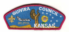 Council & Shoulder Patches