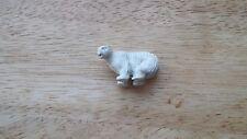 CORGI 1123 Chipperfields Circo Gabbia-Figura di Plastica Orso Polare