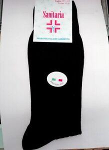 6 Pairs Of Socks Man Dac Long Health IN Wool Blend Comfort Art. Healthy Dac