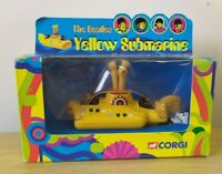 Beatles Figure Toy CORGI Yellow submarine Lennon 2000 Retro Vintage 05404 Rare