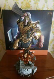 Iron Studios Thanos Avengers: Endgame Thanos Deluxe Statue 1/10