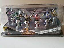 SDCC 2012 Bandai Tamashii Power Rangers Super Samurai Final Victory LE 300 RARE