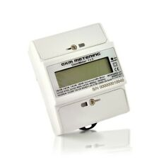 Energy Saving Apartment kWh Meter Electricity Utility Submeter 120/240v 200A #24
