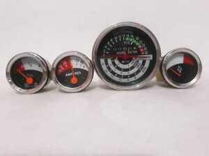 John Deere tractor  1010 2010 tractor gauges kit with tachometer
