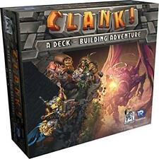 Clank! A Deck Building Adventure - Board Game - New & Sealed - Renegade