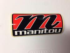 "3.25"" MANITOU FORK MOUNTAIN BIKE BICYCLE FRAME STICKER DECAL"