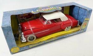 NOS NEW MARX 1993 Plastic Classics 1953 Chrysler Windsor Toy Model Car w/ Box