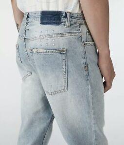 Ksubi Wolfgang Bandana Jeans W32