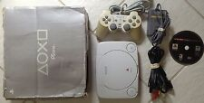 Sony PSOne Playstation Console System Tested Working box. Game controller bundle