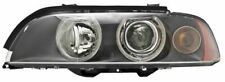 Front Driver Left Xenon Headlight Clear Turn Signal Hella For BMW E39 5-Series