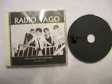 RADIO VAGO Black & White Photo Enterprise EP – 2002 USA CD –Post Punk, Deathrock