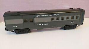 """Lionel 16017 O Scale New York Central Combination """"Lake Michigan """"Car"""