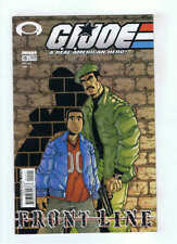 Gi Joe American Hero Frontline #15 Vf+ 2003
