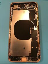 OEM Apple iPhone 8 Plus 8+ Back Housing Rear Frame Glass Replacement Rose Gold